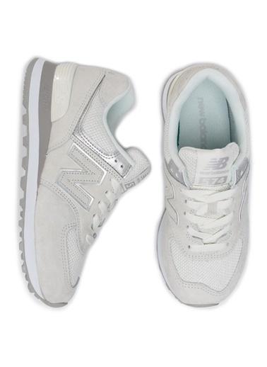 New Balance Kadın  Ayakkabı WL574EX Gri